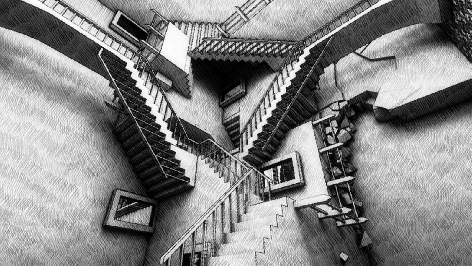 MC Escher Artwork