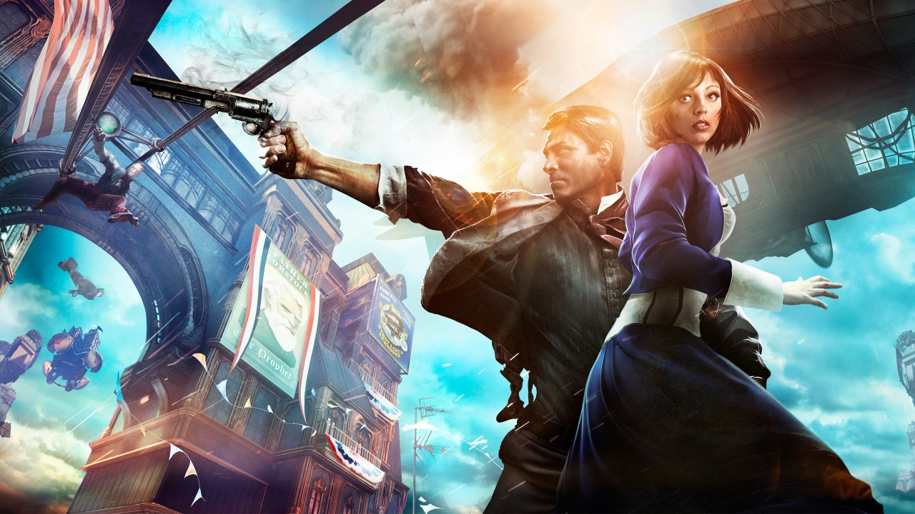 Header Bioshock Infinite