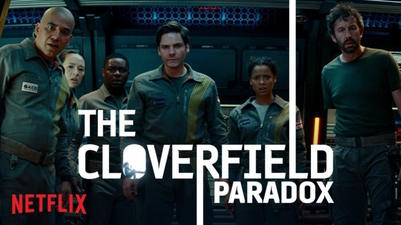 Header The Cloverfield Paradox