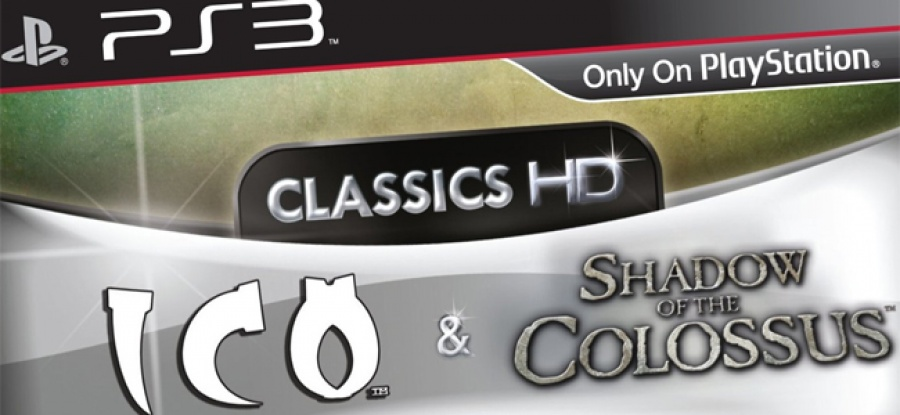 Header: Ico & Shadow of the Colossus