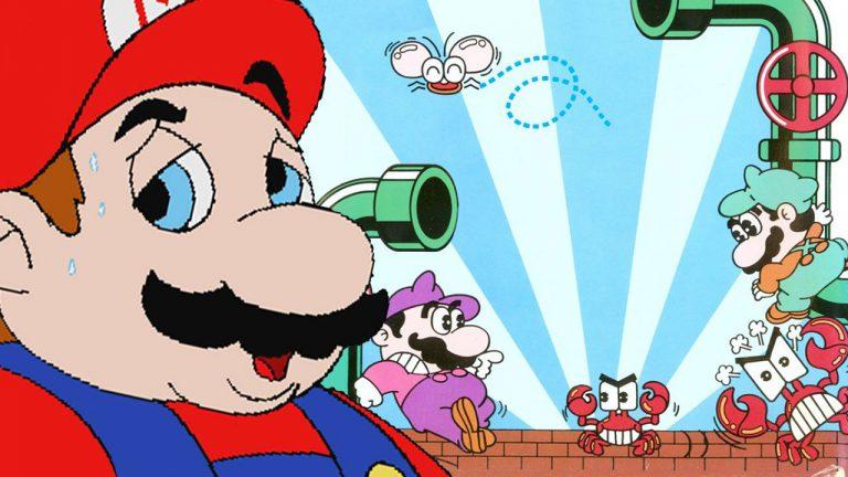 Mario on Non Nintendo platforms