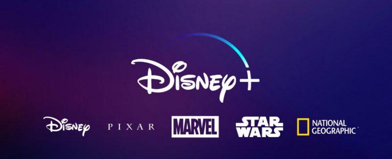 Disney Plus logos